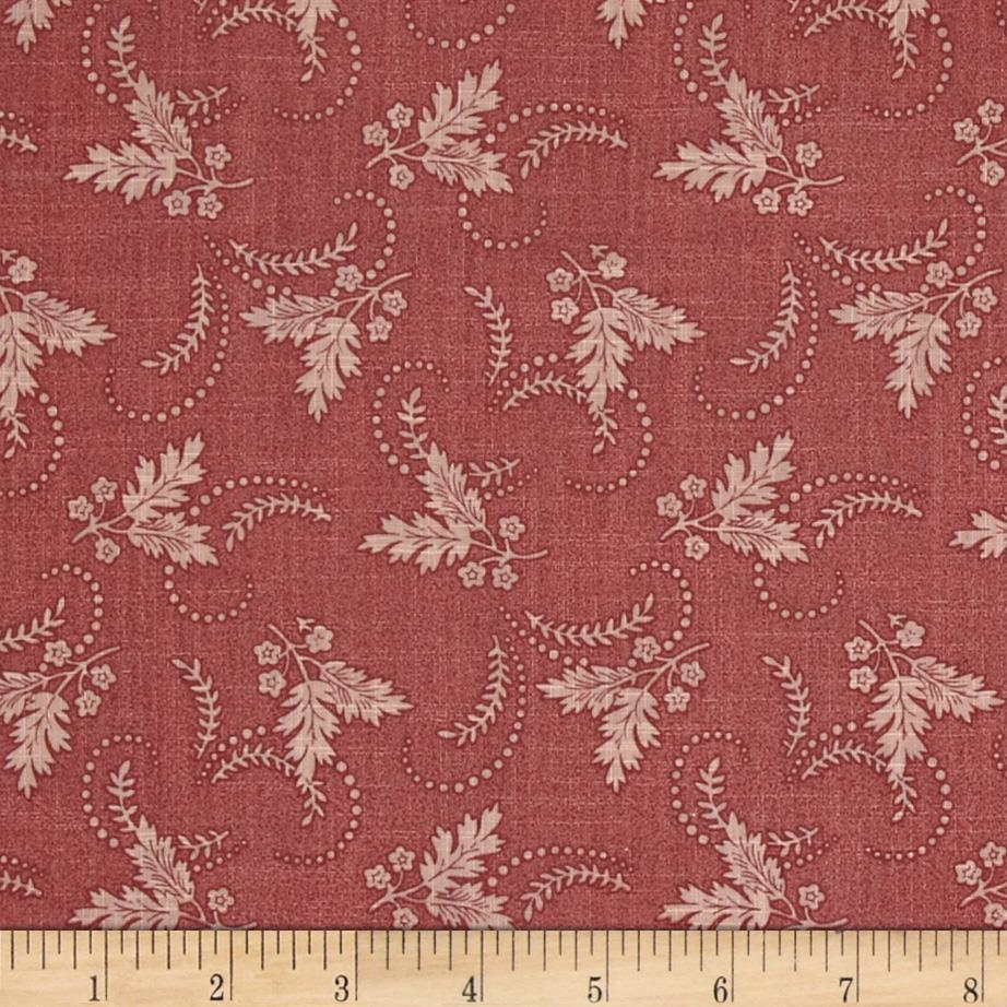 Laurel Cottage Dainty Sprig Rose Petal Pink