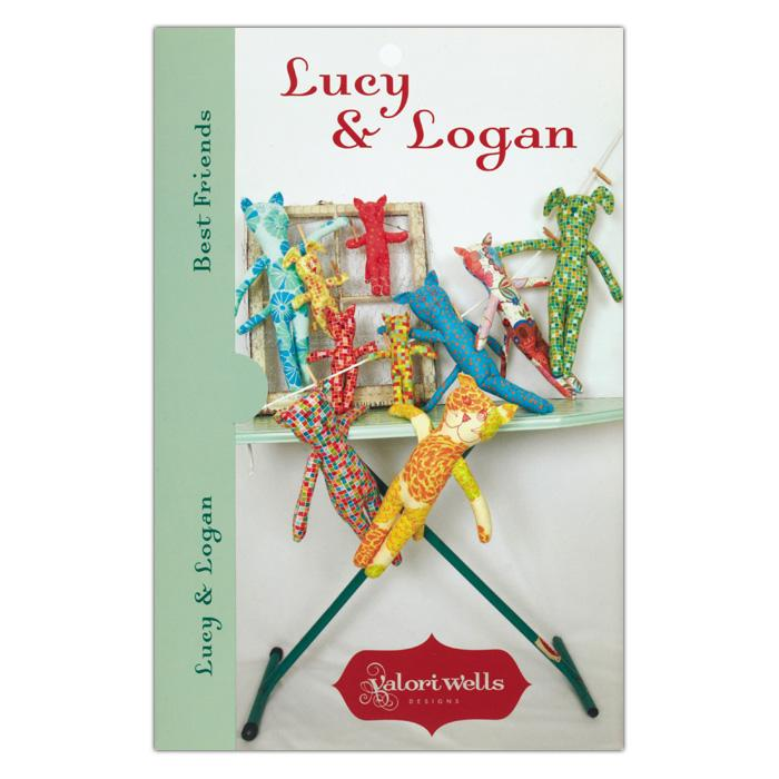 Valori Wells Logan & Lucy Toy Pattern