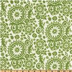 DY-742 Premier Prints Indoor/Outdoor Royal Suzani Greenage