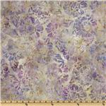 Artisan Batik: Lafayette Flower Plum