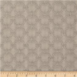 Waverly Full Circle Matelasse Sterling