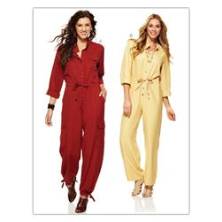 Kwik Sew Misses Jumpsuit (3898) Pattern