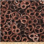 0265631 Confection Affection Chocolate Pretzels Black