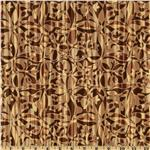 Surf City Ethnic Texture Tan/Brown
