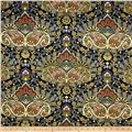 Pondicherry Metallic Paisley