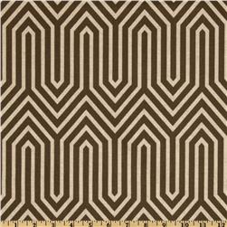 Premier Prints Trail Italian Brown/Oatmeal