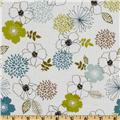 Birds And Blooms Full Bloom White/Multi
