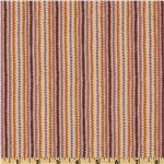 0261922 Hope Valley Canyon Stripe Fiesta Orange