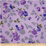 223510 Annabella Large Rose Lavender