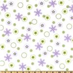 DK-323 Cozy Cotton Flannel Floral Spring