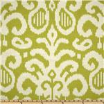 Suburban Fergana Ikat Lime