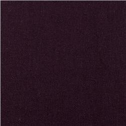 Kaufman Brussels Washer Linen Blend Dark Purple