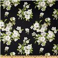 Waverly Primrose Patio Twill Licorce