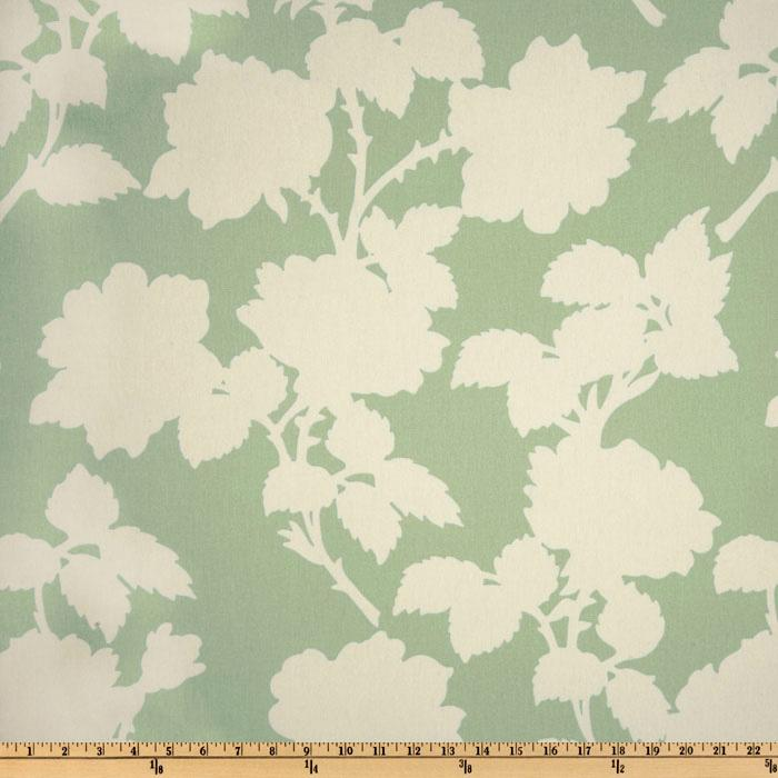 Heather Bailey Garden District Nouvelle Rose Canvas Dove