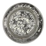 Martha Stewart Tinsel Glitter 1 oz Sterling