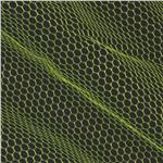 ED-646 Nylon Netting Citrus Green