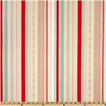 FN-396 Millie&#39;s Closet Stripe Red