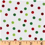 Remix Polka Dots Holiday