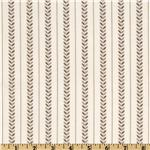 Verona Stripe Grey Taupe