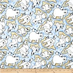 Zany Zoo Polar Bears Multi