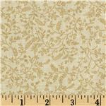 FJ-907 Winding Vines Ivory