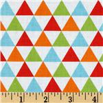 0268350 Remix Triangles Bermuda Orange