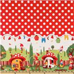 Michael Miller Gnomeville Border Red