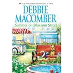 DMV-001 Debbie Macomber Summer On Blossom Street Audio Book On Compact Disc
