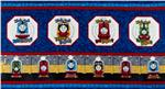 Thomas &amp; Friends Who&#39;s That Train Panel Blue