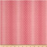0263170 Winterscapes Ornament Geometric Pink Ice