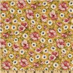 0272282 Sweet Home Flowers Tan