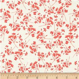 Riley Blake Kensington Floral Red