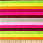 Hand Picked Stripe Multi