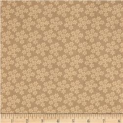 Shades Of Grey Small Tonal Floral Beige