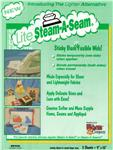 Steam-A-Seam Lite Double Stick Fusible Web