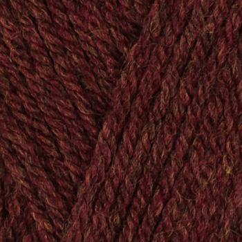 Lion Brand Wool-Ease Yarn (179) Chestnut Heather