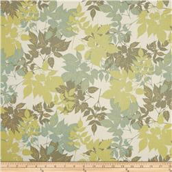 Lonni Rossi's Tossed Leaves White/Multi