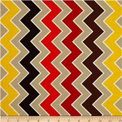Riley Blake Medium Shaded Chevron Fall