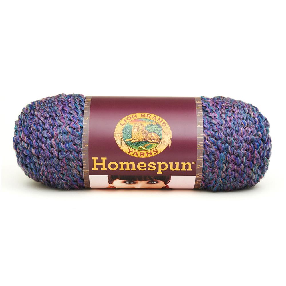 Lion Brand Homespun Yarn (336) Barrington