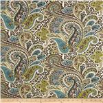UR-358 Premier Prints Paisley Chocolate