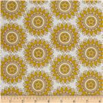 0271780 Riley Blake Indie Chic Circle Yellow