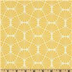 EM-356 Joel Dewberry Heirloom Empire Weave Dandelion