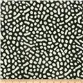Indonesian Batiks Pop Art Pebbles Black