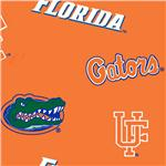 BN-642 Collegiate Fleece University of Florida Tossed