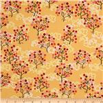 0270113 Daydreams Dot Bouquets Orange