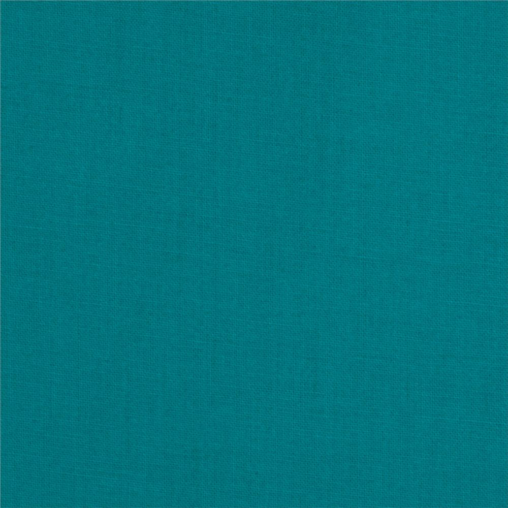 Kona Cotton Cyan