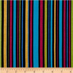 Stripes Black/Multi