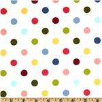 Spintastic Polka Dots Ivory
