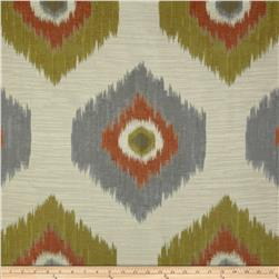 Swavelle/Mill Creek Del Ray Ikat Jacquard Tropical