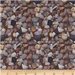 0274645 Danscapes Rocks Brown
